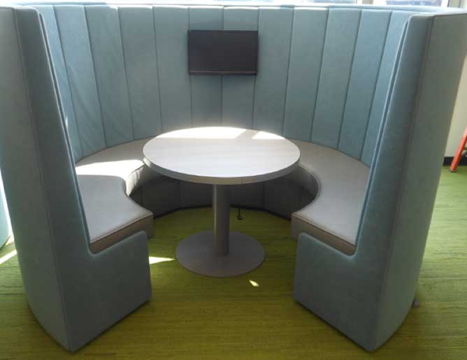 6 seater pods for hotels