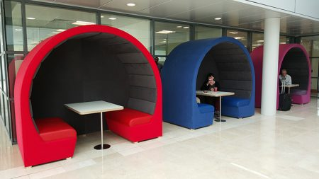Seating Pods: A simple step to better workplace collaboration