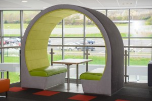 Seating pod office furniture