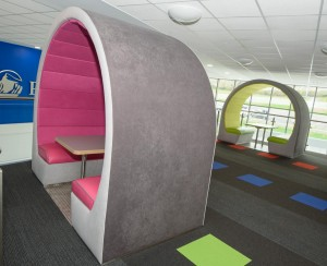 Inspiration office pods